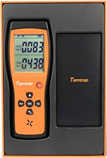 Temtop H2 Air Quality Detector Professional HCHO TVOC Real Time Monitor Audio Alarm Screen Backlight
