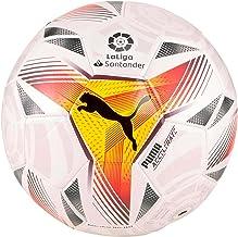 Puma Unisex's LaLiga 1 ACCELERATE Mini bal Training Wit-Multi Colour