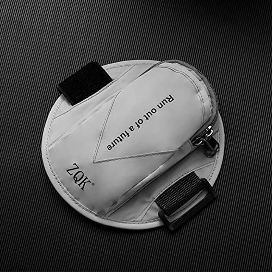 流星動物園比較的ランニングアームバッグ、携帯アームバンド/アウトドアスポーツの男性と女性のアームバッグ/アームバッグ/リストバッグ/防水携帯電話のアームバッグ