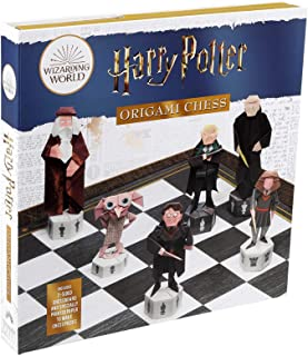 Harry Potter Origami Chess: Amazon.es: Díaz, Román: Libros en ...