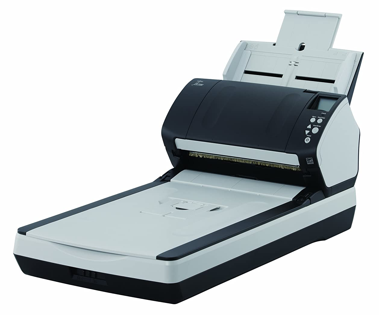 モニターモディッシュ主流富士通 A4両面カラースキャナ フラットベッド付モデル fi-7280 FI-7280
