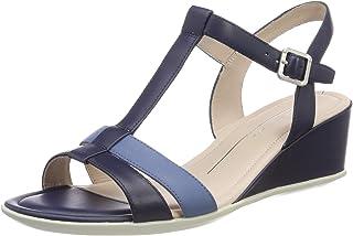 ECCO Shape 35 Wedge Sandal,Blue,Size,39