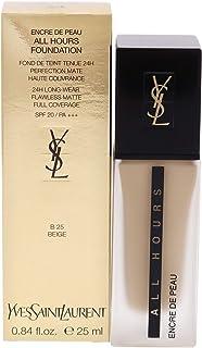 Yves Saint Laurent SPF20 All Hours Foundation 25 ml, B25 Beige