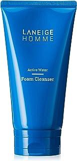 LANEIGE Homme Active Water Foam Cleanser, 150ml