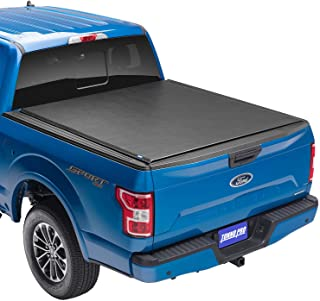 Tonno Pro Lo Roll, Soft Roll-up Truck Bed Tonneau Cover | LR-2015 | Fits 2009-18, 19/20 Classic Dodge Ram 1500/2500/3500 6...