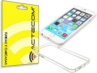 357c672caa7 ACTECOM® Funda Bumper para iPhone 7 Plus / 8 Plus 5,5