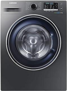 Samsung Washing Machine EcoBubble 8kg Washer WW80J5555FX