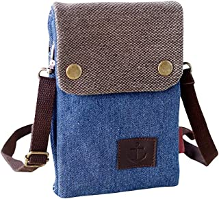 Wiwsi Ethnic Shoulder bag Hippie Mobile Pouch Handbag Handmade Casual Wristlet
