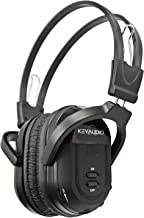 Key Audio 1 Two Channel Folding Adjustable Infrared Headphone for in Car Rear Entertainment Systems (1)