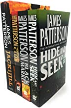 James Patterson 4 Book Set Collection Inc Hide And Seek, Midnight Club