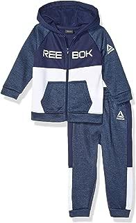 Reebok Baby Boys Performance Zip Jacket and Pant Set