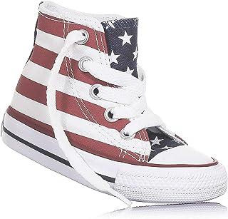 Stars Bars 3J254 - Zapatillas de Tela para niños