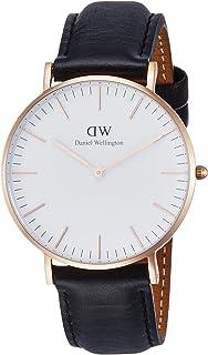 [ダニエル ウェリントン] Daniel Wellington 36mm メンズ レディース 腕時計 男女兼用 レザー アナログ 0508DW [並行輸入品]