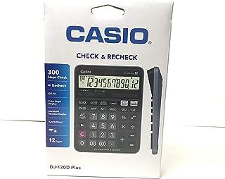 آلة حاسبة كاسيو DJ-120 PLUS