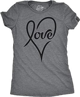 Best cute love t shirt designs Reviews