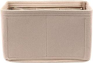 Purse Organizer Insert for Tote & Handbag, Multi Pocket Handbag Shaper