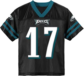 Outerstuff Alshon Jeffery Philadelphia Eagles #17 Black Youth Alternate Player Jersey