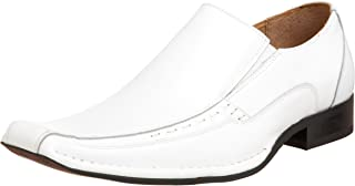 Stacy Adams Men's Templin Bicycle-Toe Slip-On