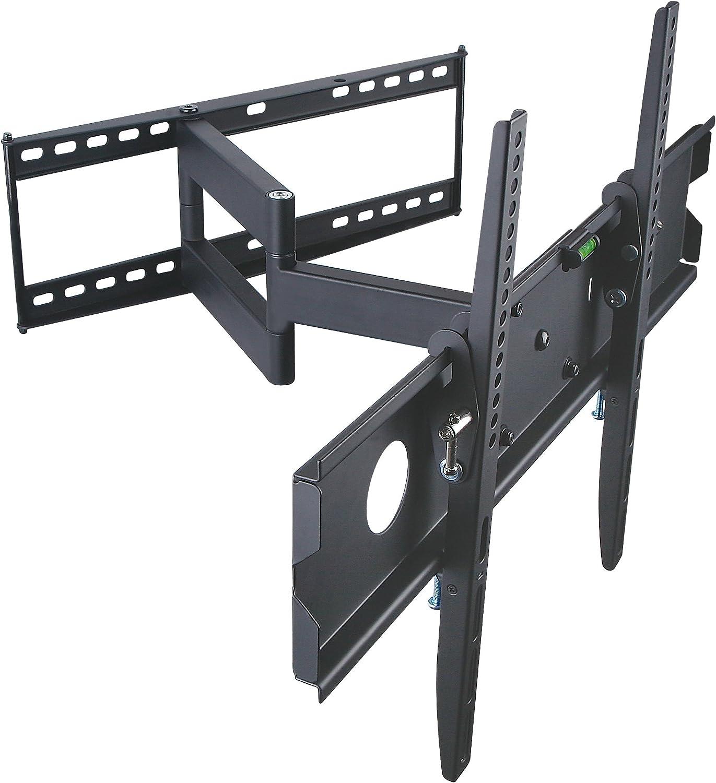 Inotek Pro M1 3265 TV-Wandhalterung (schwenkbar, für Plasma-   LCD-   LED-TV, 32 Zoll (81 cm) bis 65 Zoll (165 cm)) Schwarz