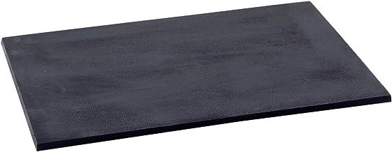 Brut de fonderie 400x700 mm /épaisseur 10 Plaque lisse fonte