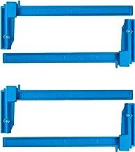 شفرات إكسيل 17.78 سم، مشابك بلاستيكية قابلة للتعديل للهوايات ومشابك النمذجة وأدوات هوبي لبناء النماذج ومشبك بلاستيكي مصغر ...