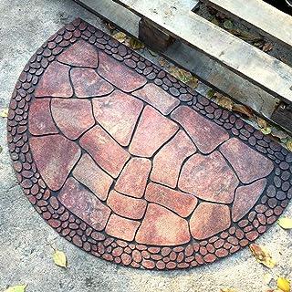 Eanpet Decorative Doormat Outdoor Rubber Mat for Front Door Entrance Mat Indoor 2x3 Rug for Front Door Entry Non Slip Mat ...