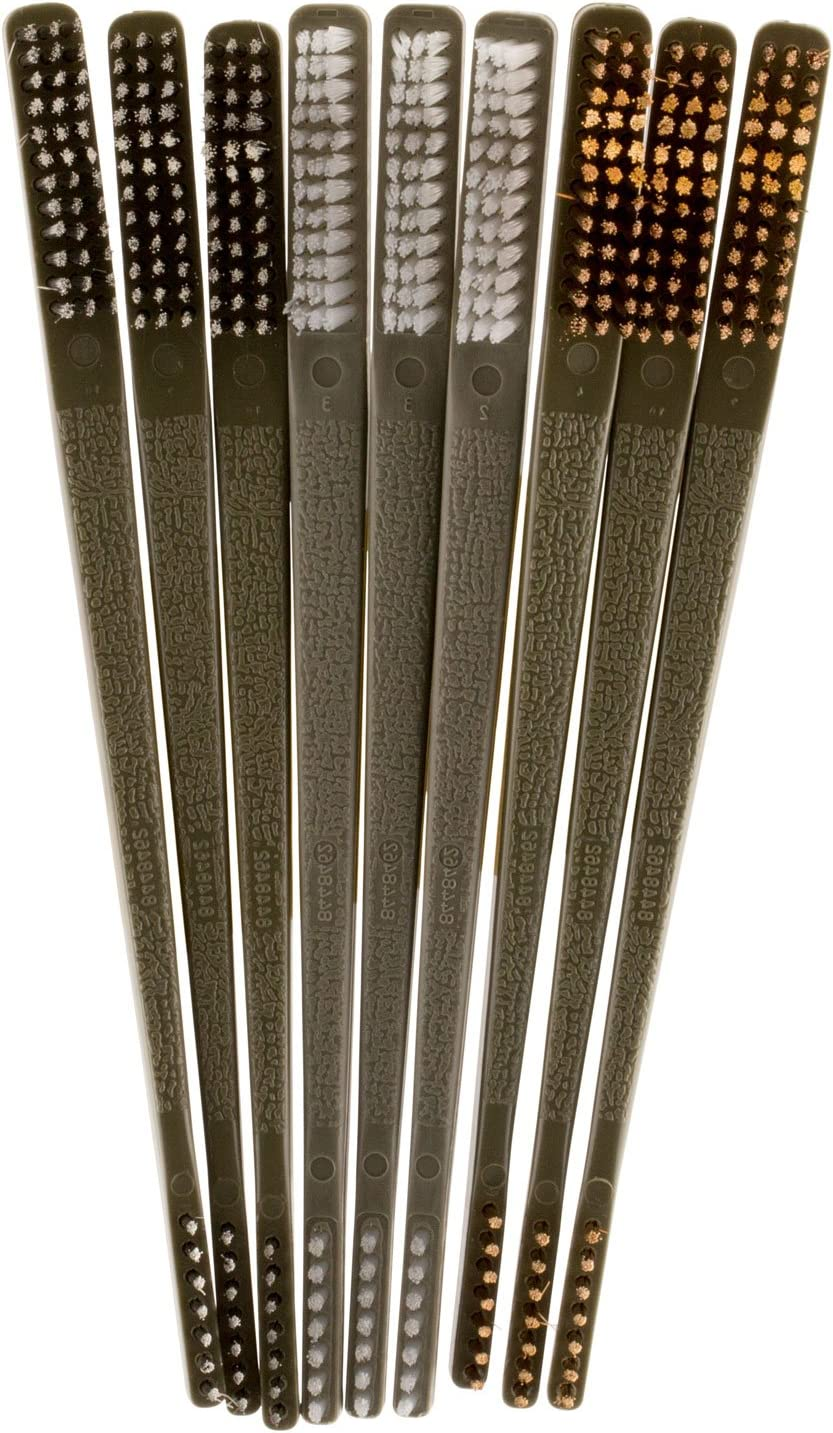 7373163NBBZ 1 Each, Total 3 Otis 316-3-NBBZ Variety Pack All Purpose Receiver Brushes