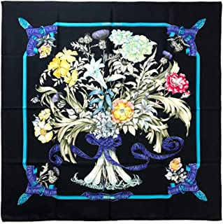 (エルメス)HERMES Regina (女王陛下) メンズ レディース カレ90 スカーフ シルク レディース 中古