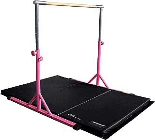 Best adjustable gym bar Reviews