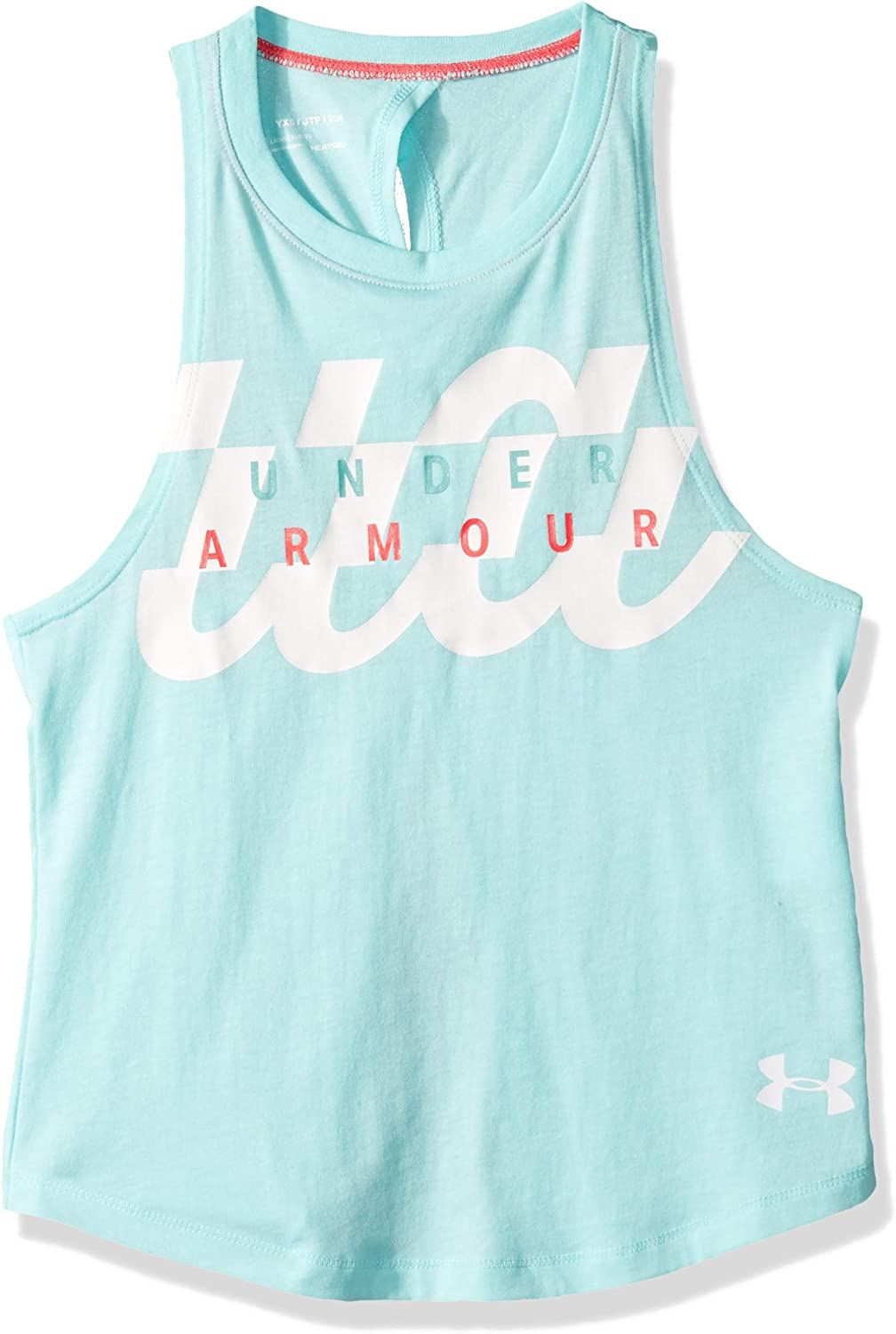 Genuine Free Shipping Under Armour Girls' Showtime Tank lowest price Finale