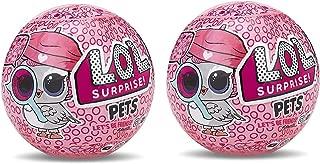 L.O.L. Surprise! Pack of 2 LOL Eye Spy Pets Series