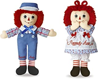 Best black raggedy ann and andy dolls Reviews