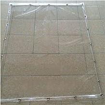 HAIPENG transparante waterdichte zeildoek Tarp met oogjes grondblad covers tent winddicht versterkte zware outdoor, aangep...