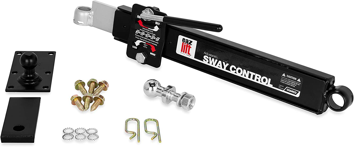 EAZ LIFT Screw-On Sway Control Cash special price 48381 Topics on TV Driver Side Left-Mounted