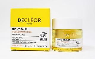 Decleor Organic Harmonie Calm Aromesence Rose Facial Night Balm 15 ml, 15 milliliters