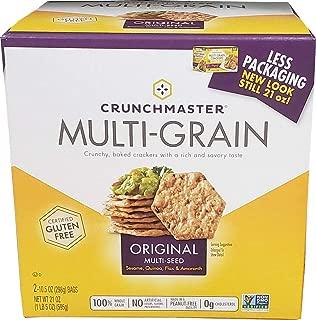 Crunch Master Multi Grain Cracker (21 OZ), 21 oz