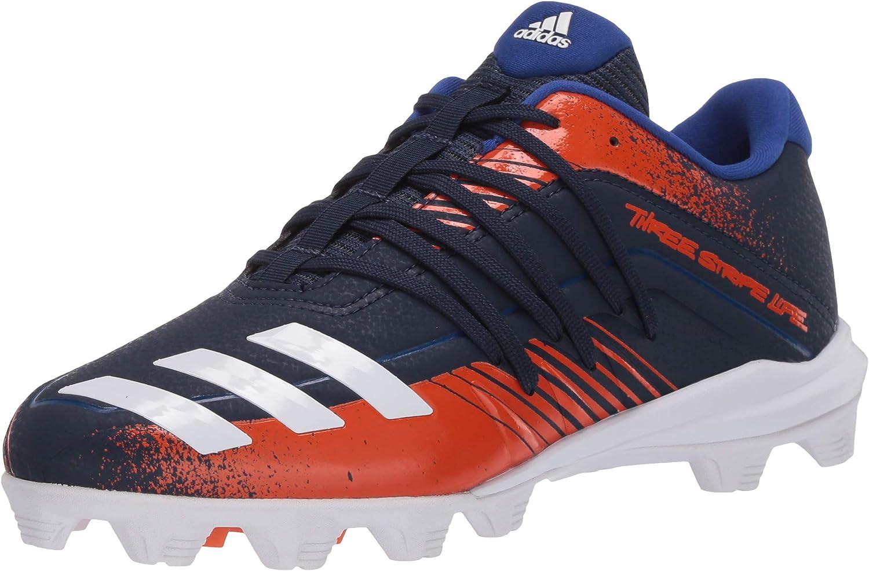 adidas Kids' High material Afterburner 6 Baseball Cleat Ranking TOP12 K Md