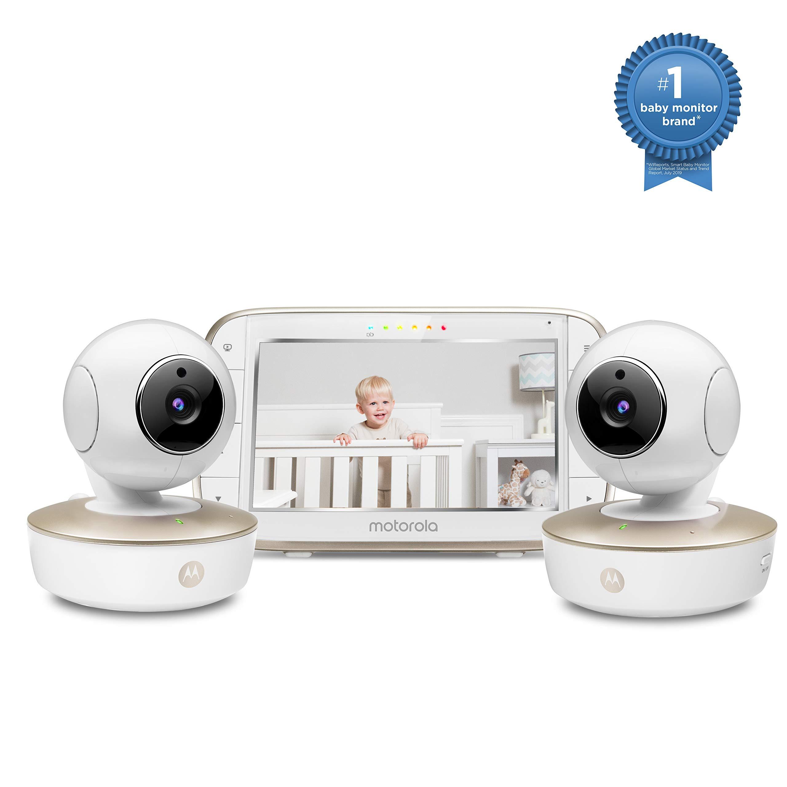 Motorola MBP50 G2 Baby Monitor Infrared