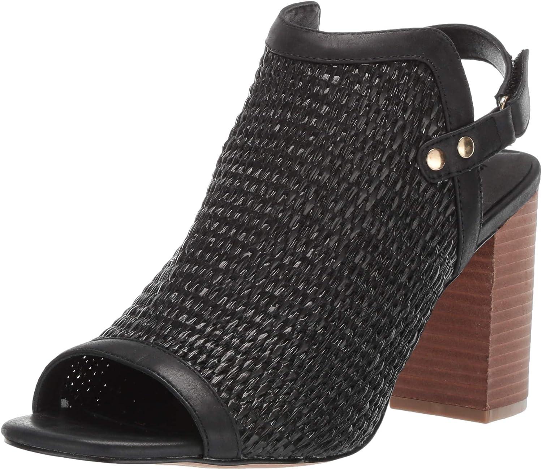 STEVEN av Steve Madden kvinnor Sweep Heeled Heeled Heeled Sandal  bästa priser och färskaste stilar