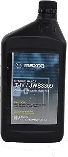 Genuine Mazda Fluid (0000-77-114E-01) T-IV/JWS-3309 Automatic Transmission Fluid - 1 Quart