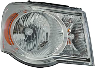 Depo 333-1182L-AS Chrysler Aspen Driver Side Replacement Headlight Assembly
