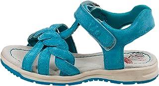 Pio Sandales pour fille avec fermeture Velcro