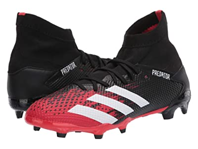 adidas Predator 20.3 Fg (Core Black/Footwear White/Active Red) Men