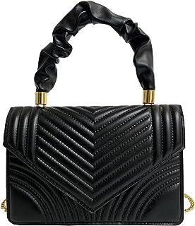 Layfuz Women Shoulder Bag Flap Chain Strap Messenger Bags Handbag Clutches