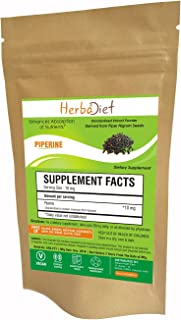 Best black pepper extract powder Reviews