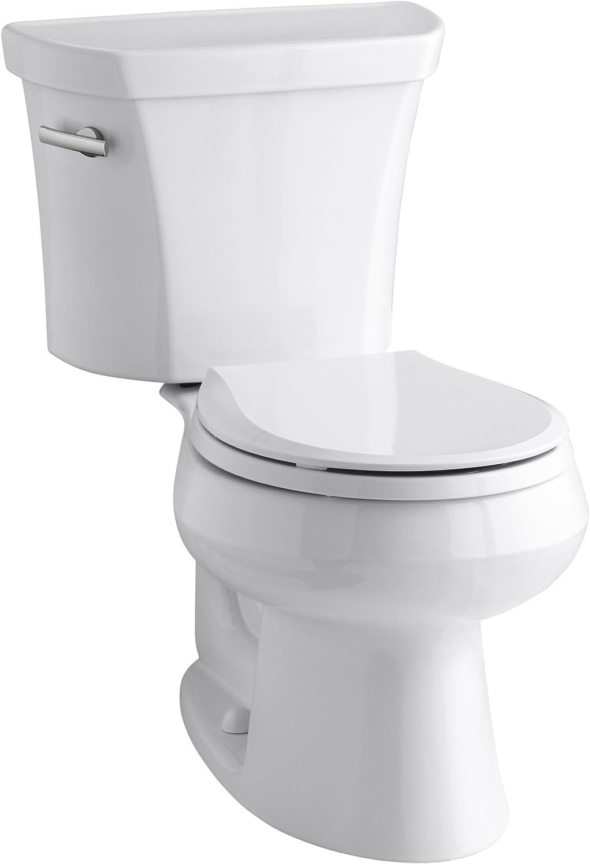 Kohler 528361 K-3977-0 Toilet, White