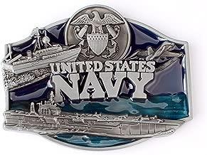 Best vintage us navy belt buckles Reviews
