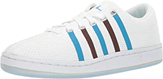 K-Swiss Mens Classic 88 Knit Clouds and Dirt