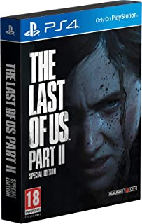The Last of Us Part II - Special Edition (PS4) by PlayStation