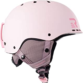 Retrospec Traverse H2 2-in-1 Convertible Snow Helmet
